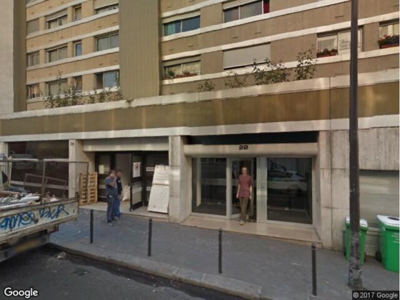 paris 10 22 rue vicq d 39 azir location de place de parking. Black Bedroom Furniture Sets. Home Design Ideas