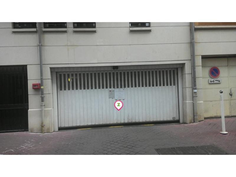Location de parking montrouge 113 avenue jean jaur s - Avenue de la porte de montrouge ...