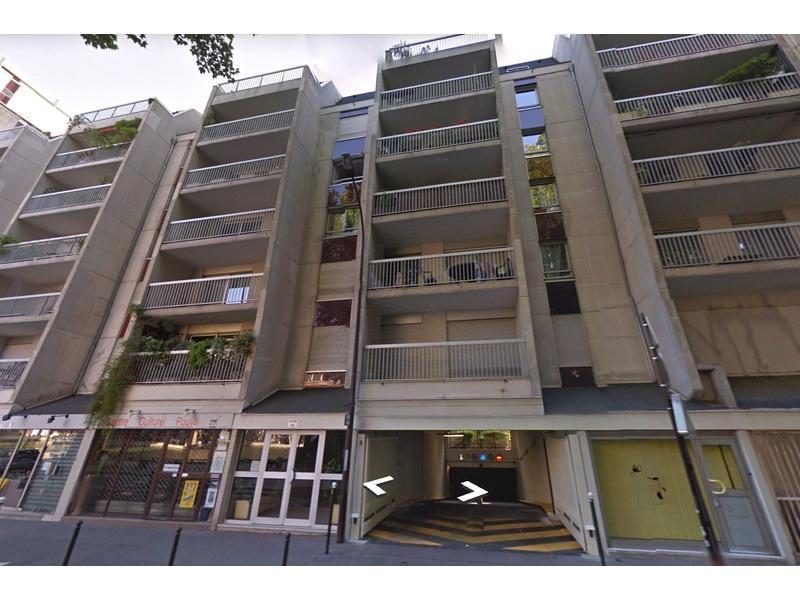 place de parking louer paris 75010 48 quai de jemmapes 75010 paris france 125 euros. Black Bedroom Furniture Sets. Home Design Ideas