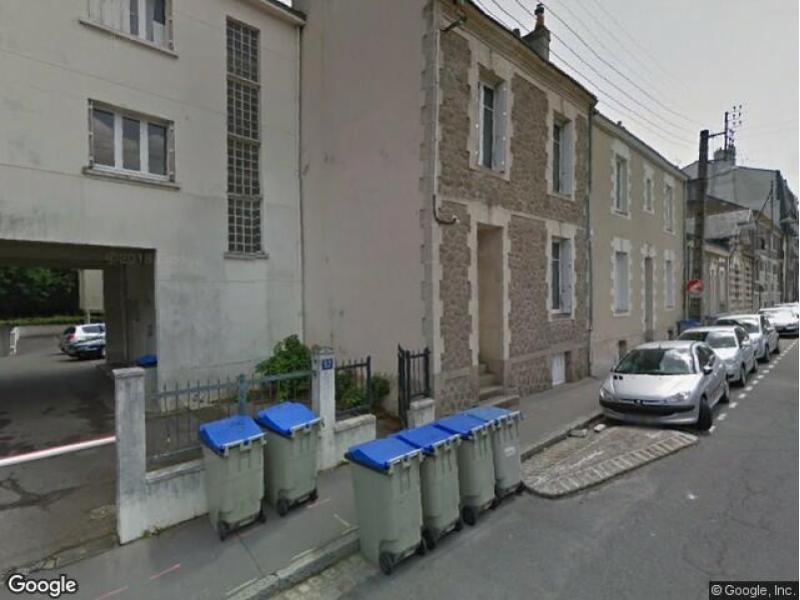 place de parking louer nantes 52 rue colonel desgr es du lou. Black Bedroom Furniture Sets. Home Design Ideas