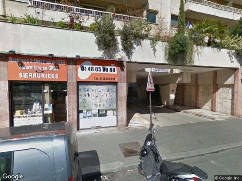 parking louer paris 11 21 boulevard richard lenoir. Black Bedroom Furniture Sets. Home Design Ideas