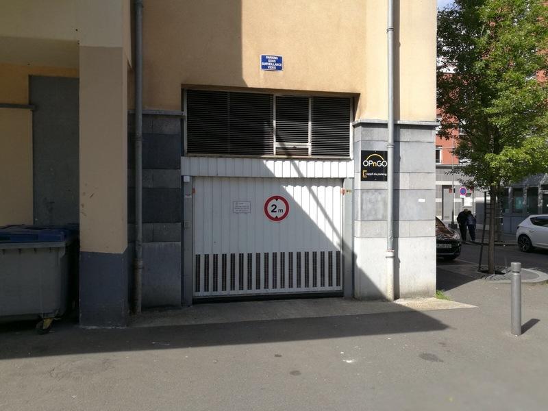 abonnement parking opngo 2 rue du b arn 94550 chevilly larue france. Black Bedroom Furniture Sets. Home Design Ideas