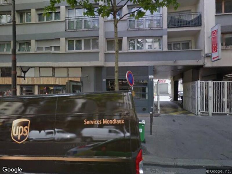 Parking louer paris 18 20 avenue de saint ouen for Location paris 18