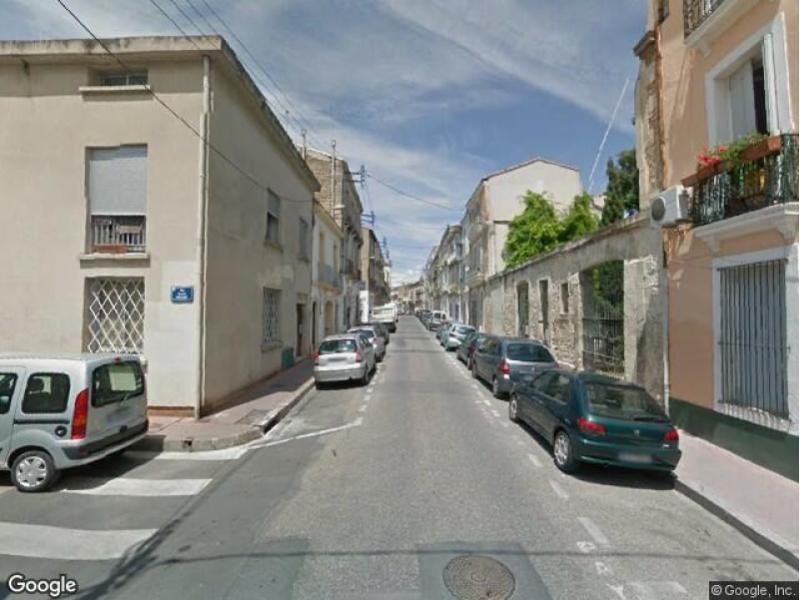 place de parking louer montpellier rue balard. Black Bedroom Furniture Sets. Home Design Ideas