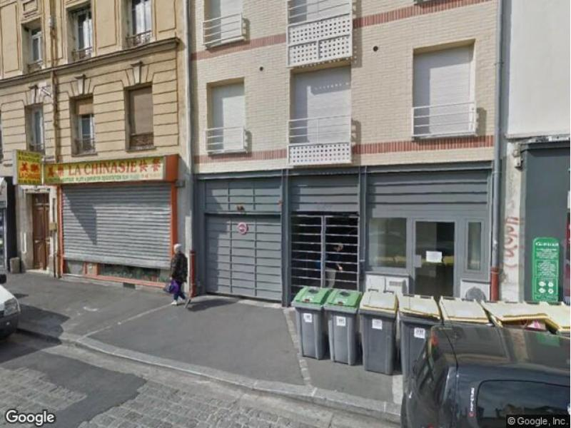 place de parking louer ivry sur seine 52bis avenue maurice thorez. Black Bedroom Furniture Sets. Home Design Ideas