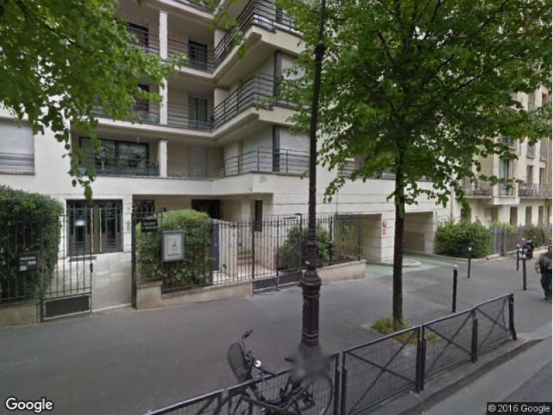 Location de parking - Paris 16 - Passy / Kennedy