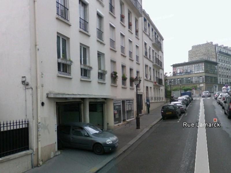 achat parking rue lamarck. Black Bedroom Furniture Sets. Home Design Ideas