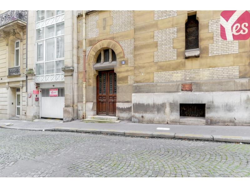abonnement parking yespark 3 rue georges bizet 75116 paris france. Black Bedroom Furniture Sets. Home Design Ideas