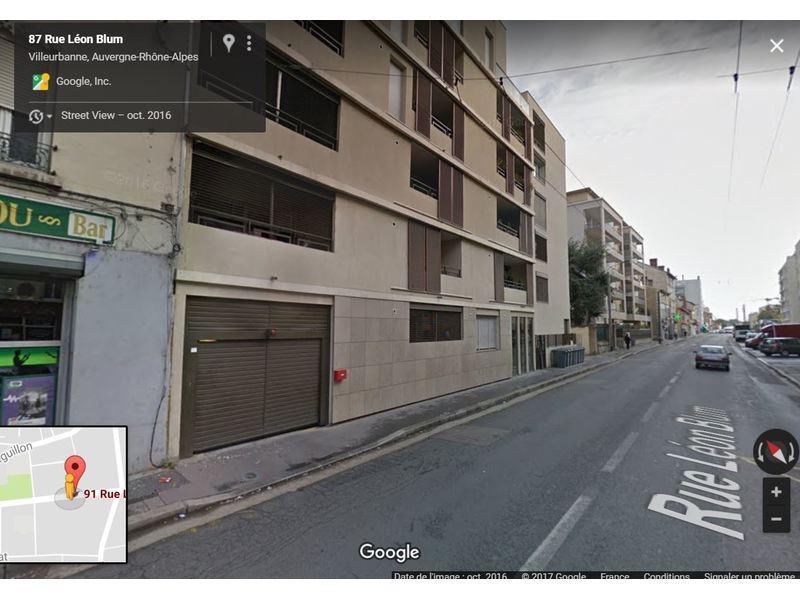 Vente de garage villeurbanne grandcl ment blum for Garage rue des bienvenus villeurbanne