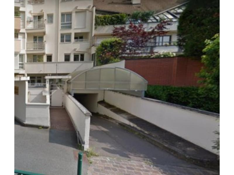 Ville D Avray Thierry Saint Cloud Place De Parking A Louer