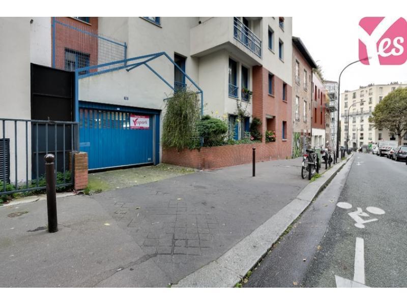abonnement parking yespark 31 rue pix r court 75020 paris france. Black Bedroom Furniture Sets. Home Design Ideas