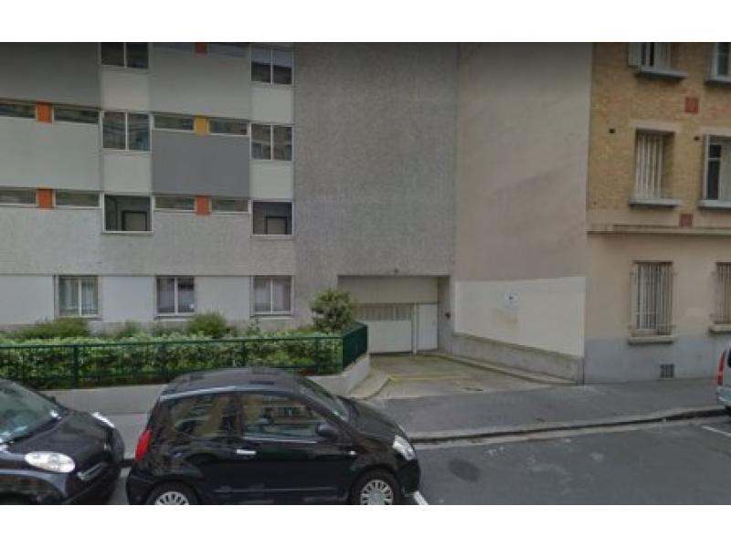 place de parking louer clichy 92110 3 rue pierre curie clichy france. Black Bedroom Furniture Sets. Home Design Ideas