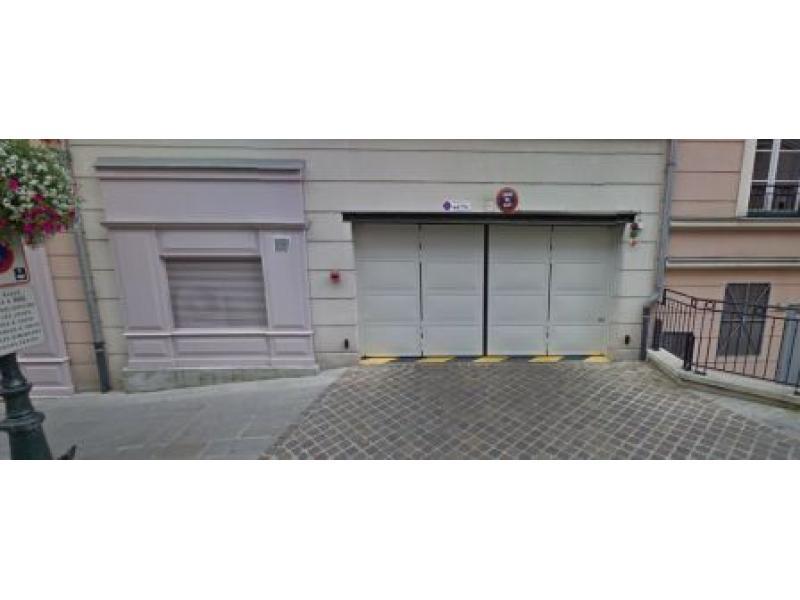 place de parking louer le plessis robinson 92350 8 avenue charles de gaulle. Black Bedroom Furniture Sets. Home Design Ideas