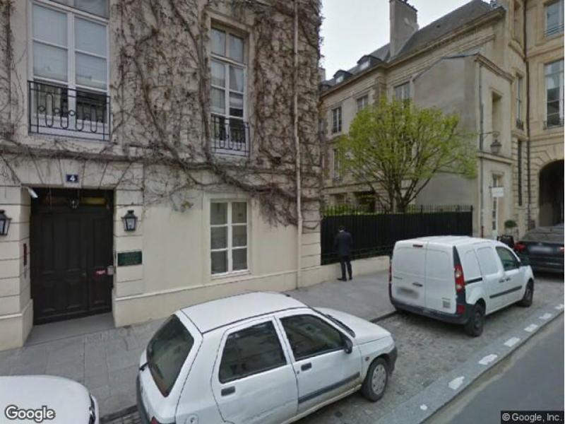 place de parking louer paris 75004 4 rue de b arn 75004 paris france. Black Bedroom Furniture Sets. Home Design Ideas