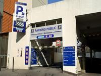 Abonnement Parking Interparking 12 Rue Forest, 75018 Paris, France