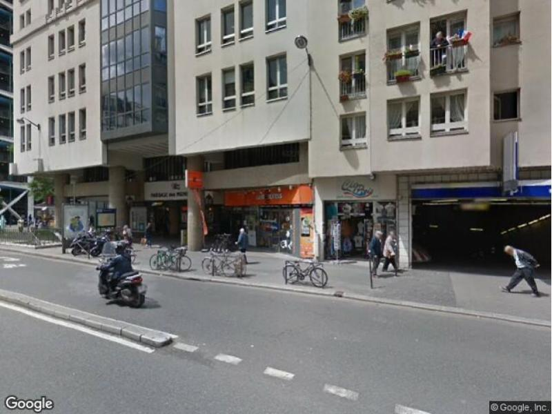Location de parking - Paris 3 - 23 rue Beaubourg