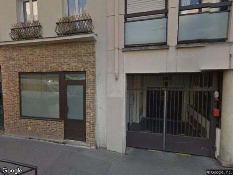 Place de parking à louer - Paris 75020 -  - 90 euros - 48 Rue des Haies, 75020 Paris, France