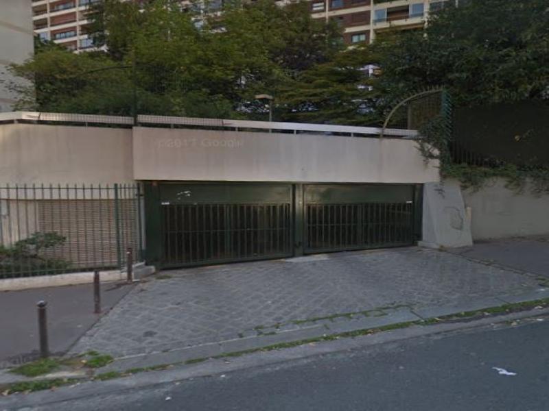 Place de parking louer paris 20 50 rue pix r court - Office depot rue de belleville ...