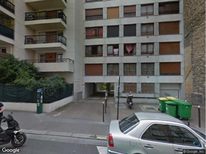 place de parking louer paris 13 9 rue dunois. Black Bedroom Furniture Sets. Home Design Ideas