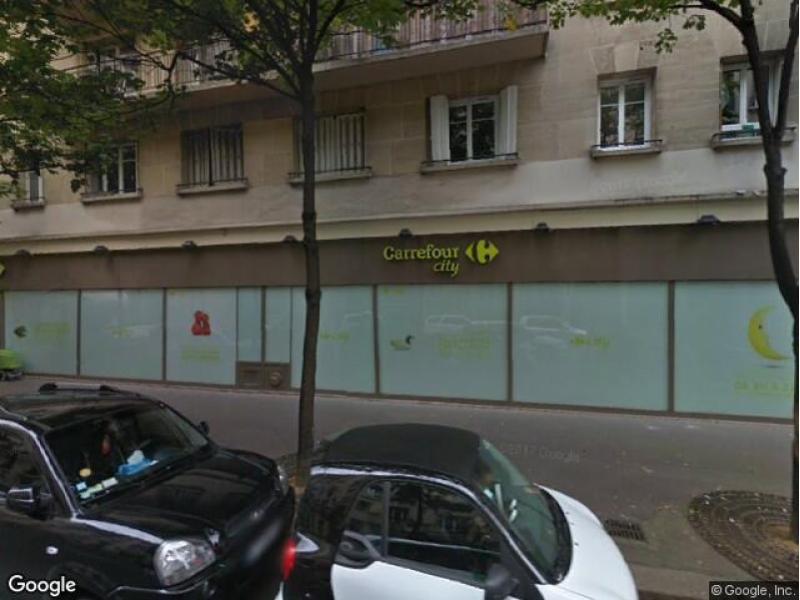Place de parking louer paris 75016 114 rue michel ange - Parking porte de saint cloud ...