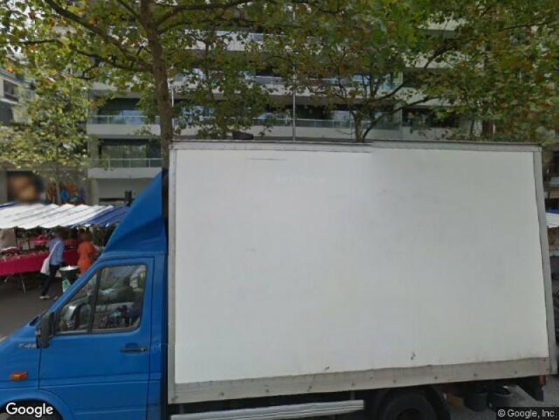 Place de parking louer paris 12 46 boulevard de reuilly - La poste daumesnil ...