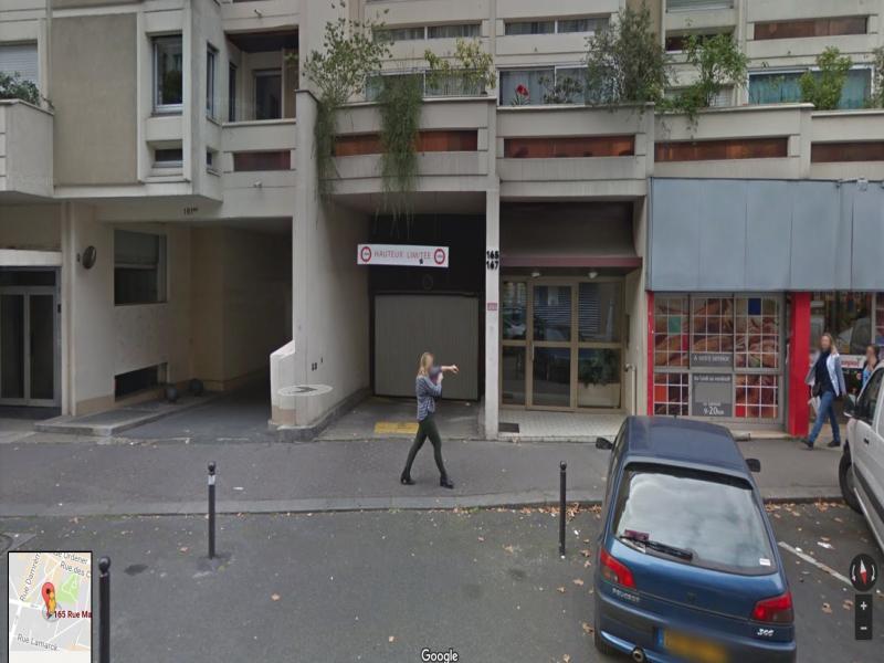 place de parking louer paris 75018 115 euros 165 rue marcadet 75018 paris france. Black Bedroom Furniture Sets. Home Design Ideas