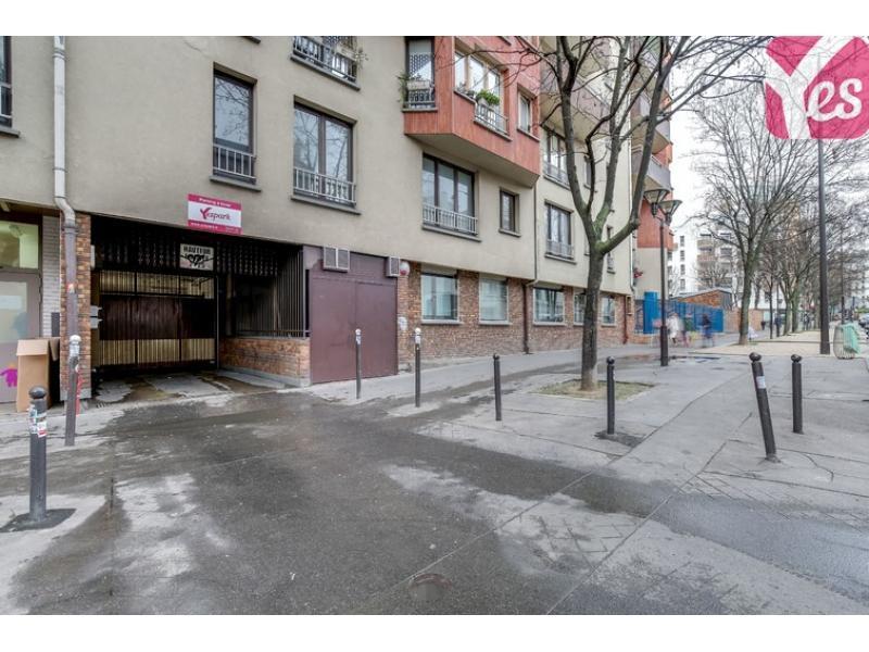 abonnement parking yespark 16 rue des cluses saint martin 75010 paris france. Black Bedroom Furniture Sets. Home Design Ideas