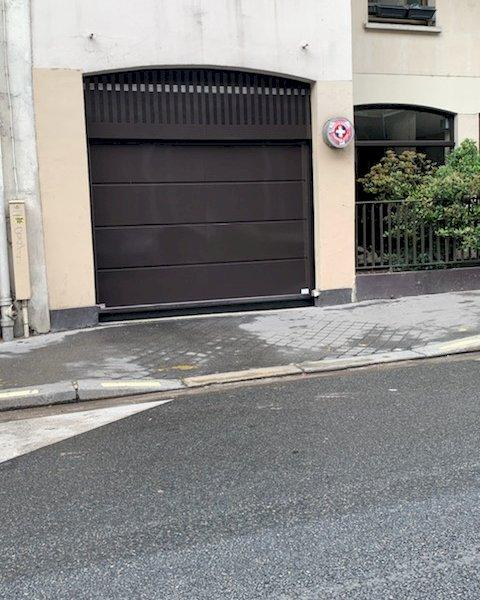 location de garage paris 10 15 rue de la grange aux belles. Black Bedroom Furniture Sets. Home Design Ideas
