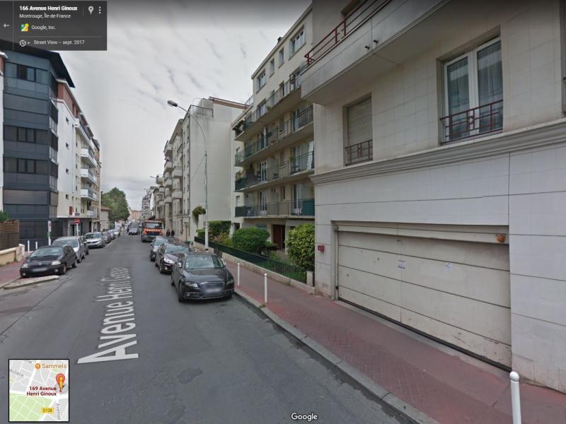 place de parking louer montrouge 167 avenue henri ginoux. Black Bedroom Furniture Sets. Home Design Ideas
