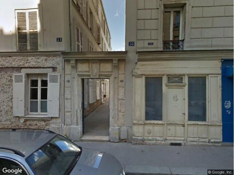 location de parking paris 15 31 rue de l 39 abb groult. Black Bedroom Furniture Sets. Home Design Ideas