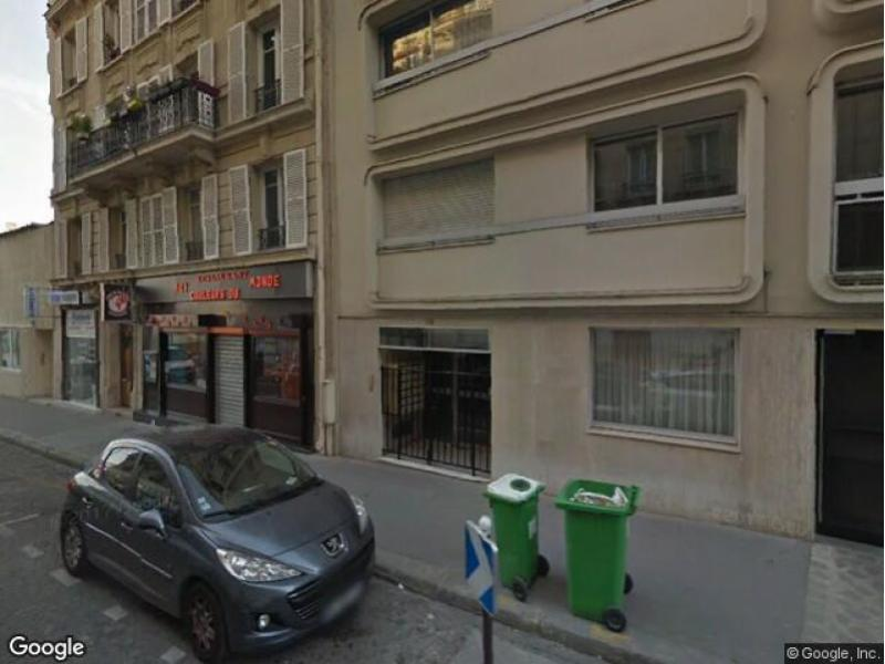 place de parking louer paris 75017 116 rue truffaut 75017 paris france 150 euros. Black Bedroom Furniture Sets. Home Design Ideas
