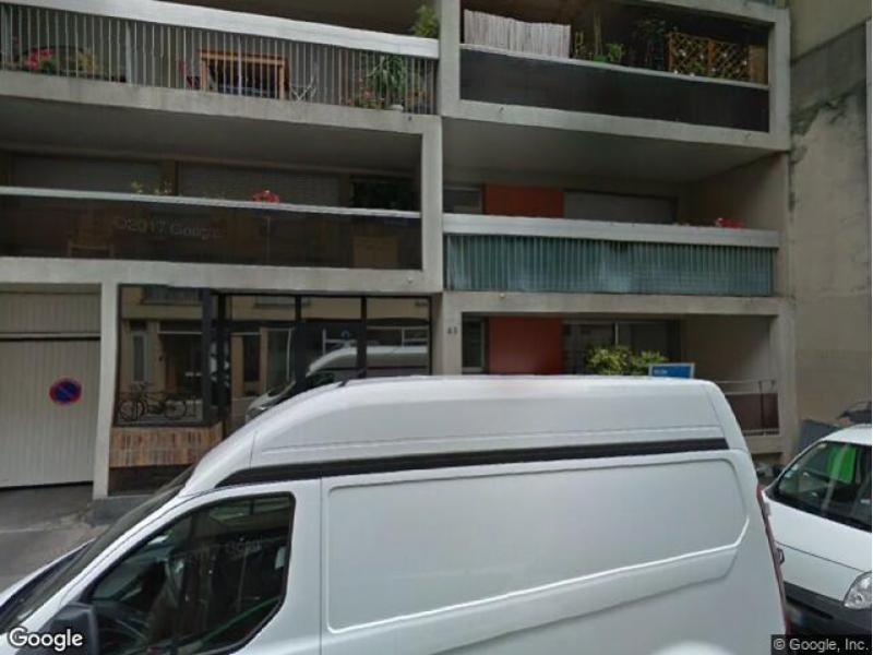 place de parking louer paris 75013 43 rue de la colonie. Black Bedroom Furniture Sets. Home Design Ideas