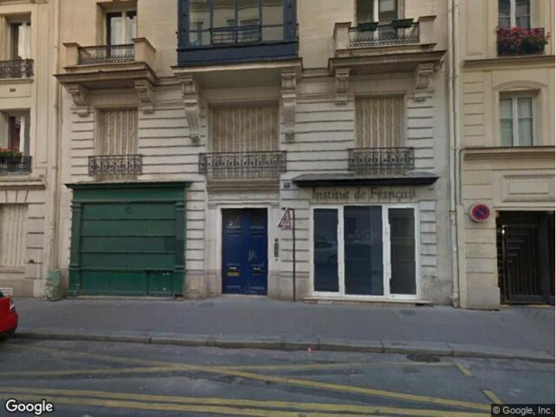 Parking à louer - Paris 6 - 71 rue de Vaugirard