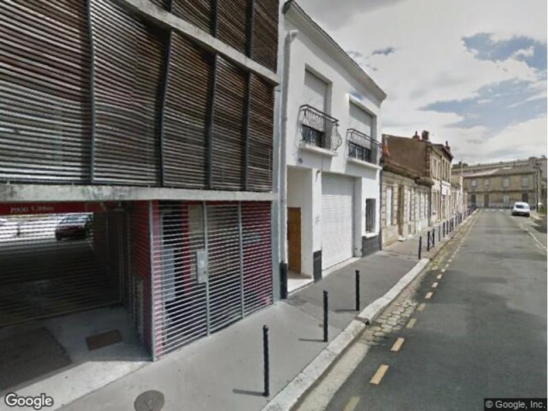 Place de parking louer bordeaux 16 rue georges rioux for Bordeaux a louer