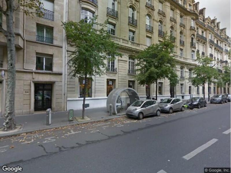 place de parking louer paris 64 avenue victor hugo. Black Bedroom Furniture Sets. Home Design Ideas