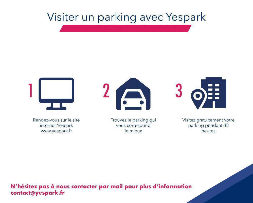 Abonnement parking yespark 4 rue jean jacques rousseau 94200 ivry sur seine france - Parking ivry sur seine ...