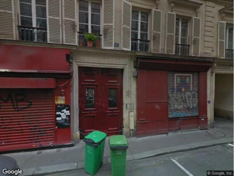Place de parking à louer - Paris 75009 - 35 Rue de Trévise, 75009 Paris, France - 190 euros