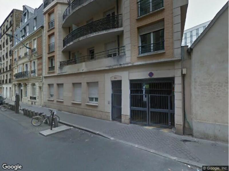 place de parking louer clichy 92110 12 rue du guichet 92110 clichy france 100 euros. Black Bedroom Furniture Sets. Home Design Ideas