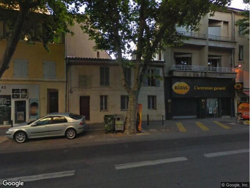 Place de parking louer aix en provence 41 boulevard de la r publique - Garage renault republique ...