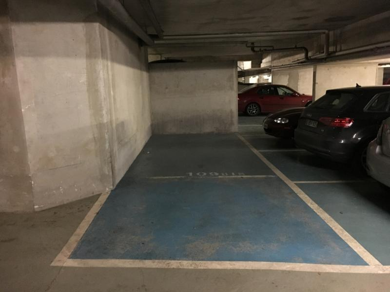 Vente de parking - Paris 20 - 2 villa des Nymphéas
