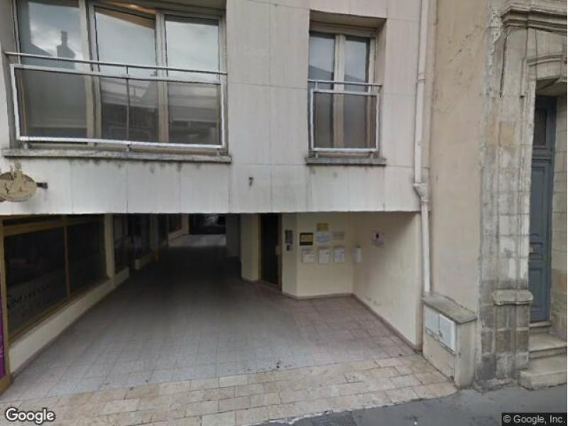 Location de parking - Tours - 7 rue George Sand