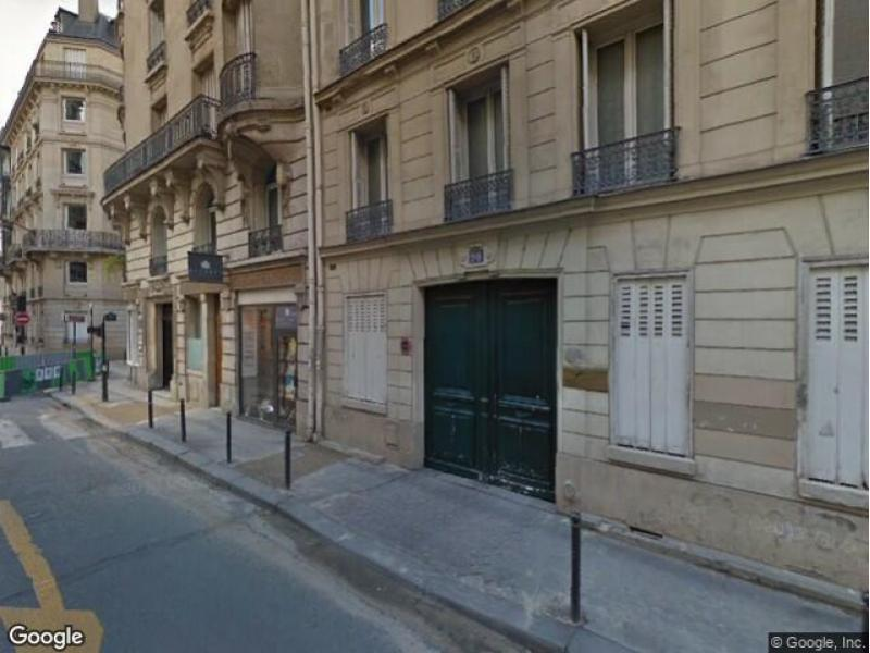 Location de parking - Paris 6 - 98 rue de Vaugirard