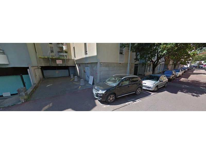 Location de parking - Chambéry - Colbert Est