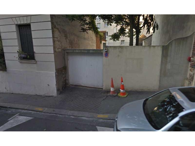 Place de parking à louer - Paris 75019 -  - 85,27 euros - 10 Rue Carolus Duran,  Paris, France