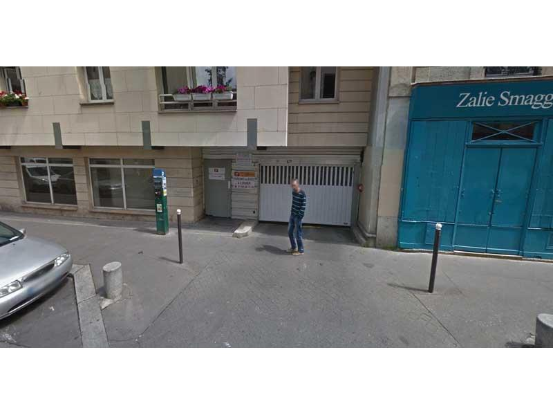 Location de parking - Paris 14 - 117Z rue du Château