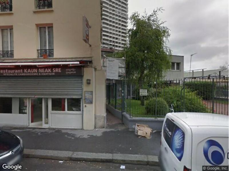 Place de parking à louer - Paris 75018 - 8 Rue Boucry, 75018 Paris, France - 90 euros