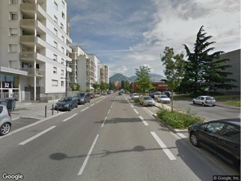 Grenoble - Beauvert - Location de place de parking