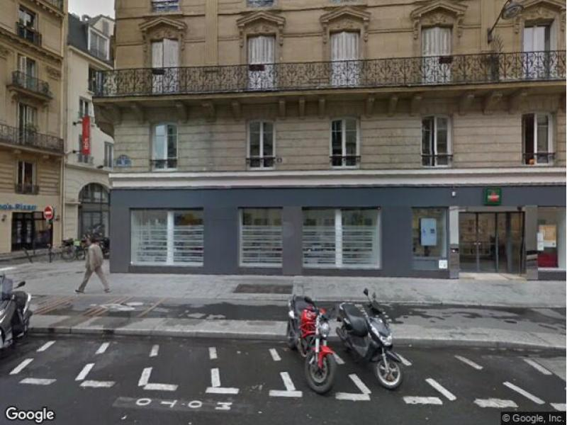 Location de parking - Paris 9 - 4 rue de Châteaudun