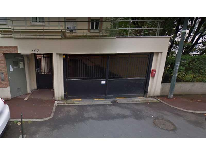 Place de parking à louer - Garches 92210 -  - 60,4 euros - 157 Rue de Buzenval,  Garches, France