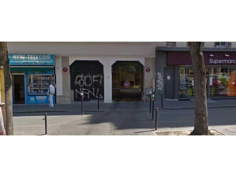 Location de parking - Paris 20 - Esselieres